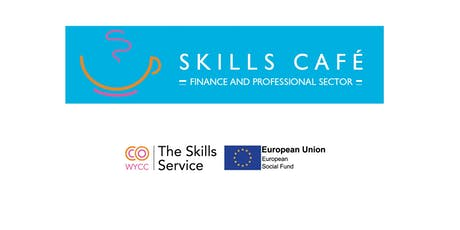 Skills Cafe Finance and Professional Services Sector tickets