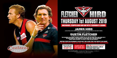 Hird & Fletcher LIVE at The Coolaroo Hotel! tickets