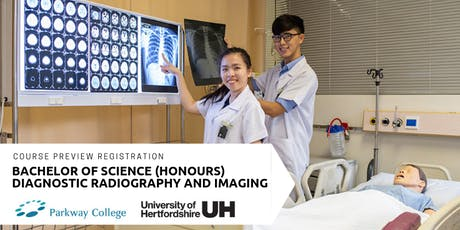 Bachelor of Science (Hons) Diagnostic Radiography & Imaging Course Preview tickets