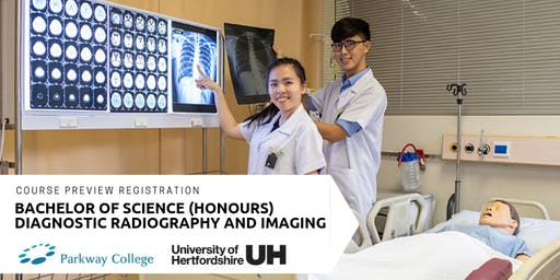 Bachelor of Science (Hons) Diagnostic Radiography & Imaging Course Preview
