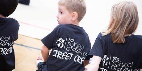 Street Dance Camp tickets
