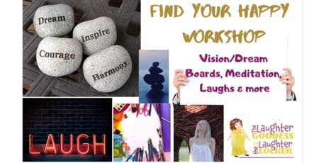 Find Your Happy Vision/Planning Board Workshop tickets