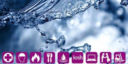 Safety, Health and Environmental Awareness (SHEA) Water