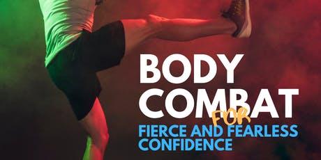 Body Combat for Confidence tickets
