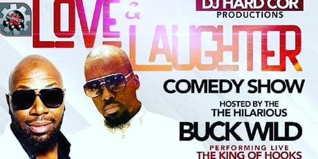 THEY CAN'T DO IT LIKE US HIP HOP COMEDY SHOW 4/Love & Laughter tickets