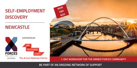 Self-Employment Discovery Workshop: Newcastle tickets