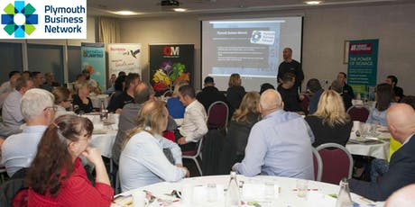 Plymouth Business Network - Tuesday 16th July (Networking in Plymouth) tickets