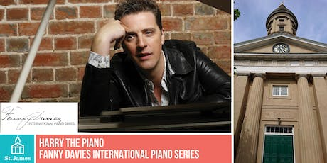 Fanny Davies International Piano Series: Harry The Piano tickets