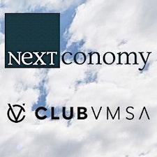 NextConomy + ClubVMSA logo