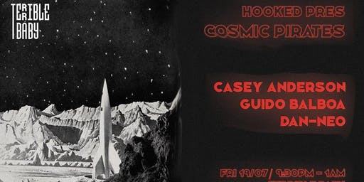Hooked Pres. Cosmic Pirates vol. 1 Hooked呈獻:「宇宙海賊」第一彈