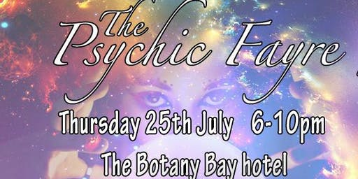The Psychic Fayre