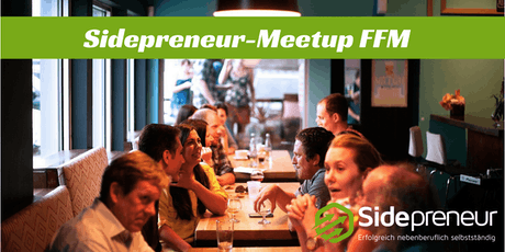 4. Sidepreneur-Meetup - nebenberufliche Gründer, Unternehmer & Selbstständige tickets