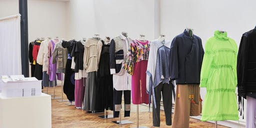 Future Fashion Factory - Funding Opportunities Workshop