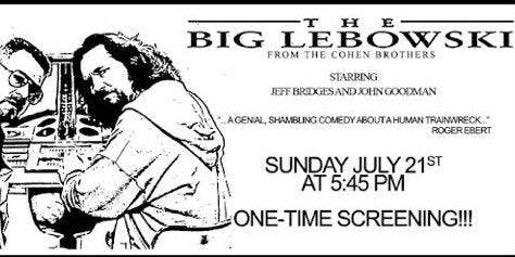 The Big Lebowski : Presented by The Average Joe Movie Show