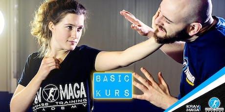 4 Wochen Anfängerkurs Krav Maga Selbstverteidigung Tickets