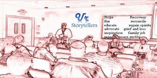 UrStorytellers Spanish  Storytelling Training