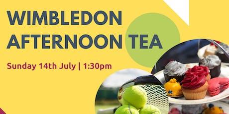 Wimbledon Afternoon Tea tickets