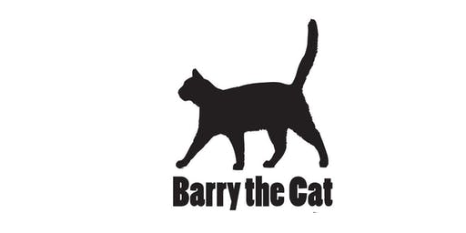 Barry the Cat - For Kids - FREE Graffiti Workshop 5yrs+