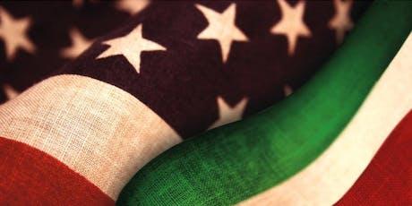 Italian Americans biglietti