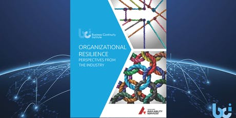 BCI Organizational Resilience Research Launch 2019  tickets