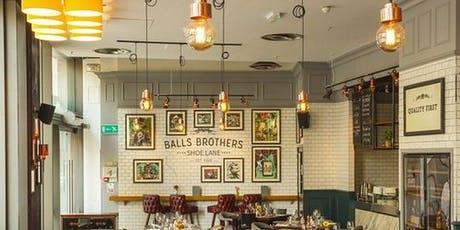 Business Junction's networking lunch in Farringdon at Balls Brothers Shoe Lane tickets