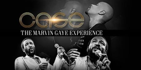 Case: The Marvin Gaye Experience  tickets