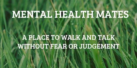 Mental Health Mates Walk - Clapham 14/07 tickets