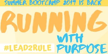 Summer Bootcamp 2019  tickets