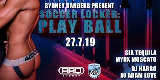 Soccer Locker: PLAY BALL