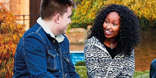 St Mary's University Clearing Open day  - for Sept 2019 entry only