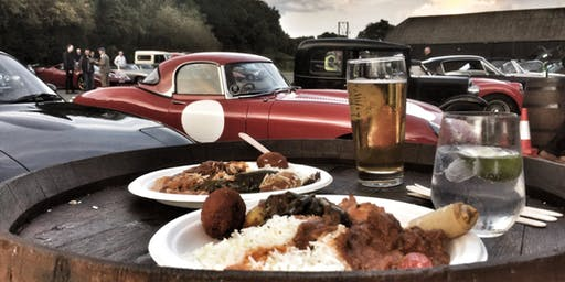 Classic Car & Curry Nights at Westerham Brewery 18th July
