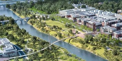 CREW Columbus – Dublin/Bridge Park Update Including the New North Market
