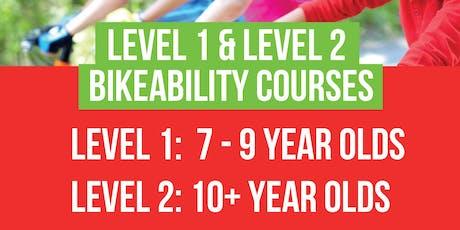Bikeability Level 1 - Hertford October Half Term 2019 tickets