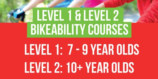 Bikeability Level 1 - Hertford October Half Term 2019