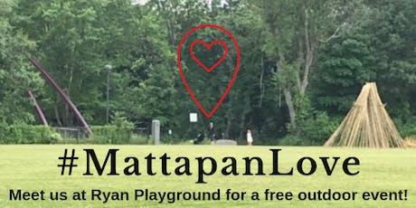 #MattapanLove | An Outdoor Summer Series 4/4 (Rescheduled Date) tickets