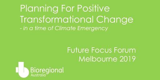 Our Future Focus - Melbourne