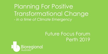 Our Future Focus - Perth tickets