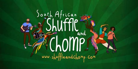 South Africa Shuffle and Comp tickets