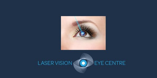 FREE Laser Eye Surgery Event, Jersey - 20th September 2019