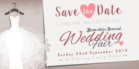 Ross-shire Journal Wedding Fair  tickets