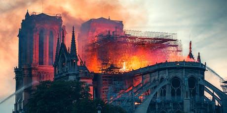 Notre Dame: Restore, Rebuild or Ruin? tickets