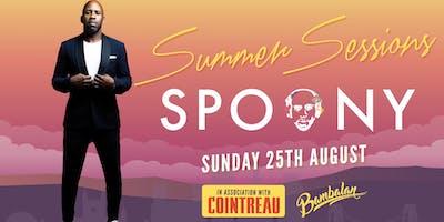 Bambalan Summer Session presents...DJ Spoony