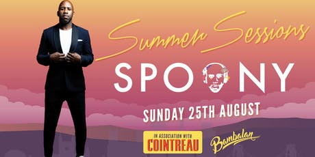Bambalan Summer Session presents...DJ Spoony tickets