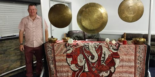 Congeries of Sound presents a Gong Sound Bath