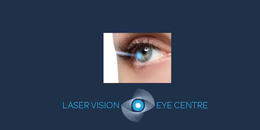 FREE Laser Eye Surgery Event  - Chandlers Ford -  7th November 2019