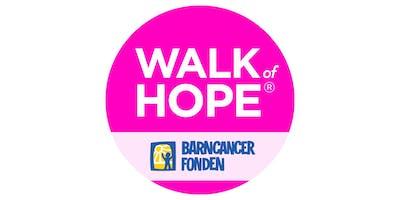 Invici går Walk of Hope + konsultfrukost