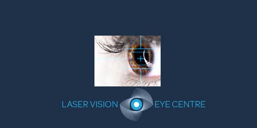 FREE Laser Eye Surgery Event  - Chandlers Ford -  5th December 2019