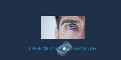 FREE Laser Eye Surgery Event, Jersey - 18th October 2019 tickets