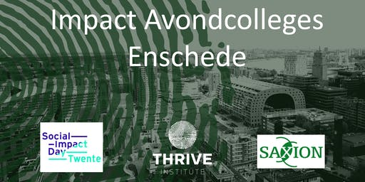 THRIVE Institute Impact Avondcolleges - Enschede