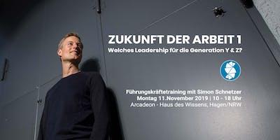Zukunft der Arbeit 1: Welches Leadership für die Generation Y & Z?